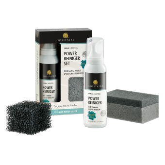 Power cleaning set